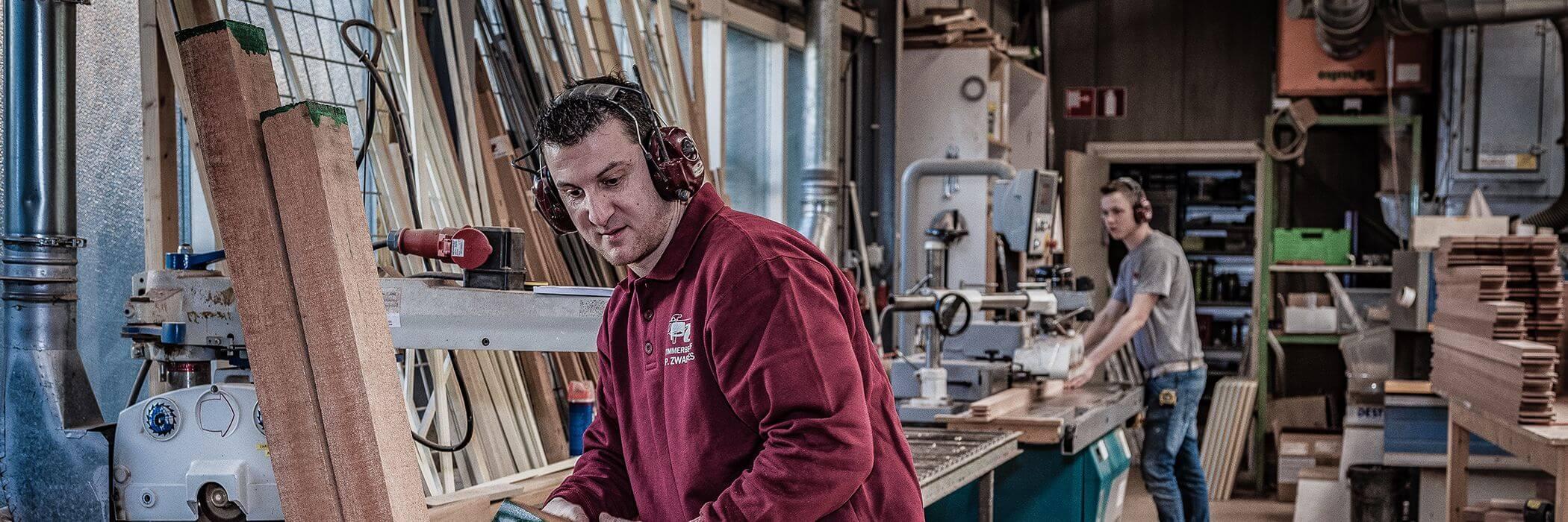 Timmerbedrijf P. Zwartjes