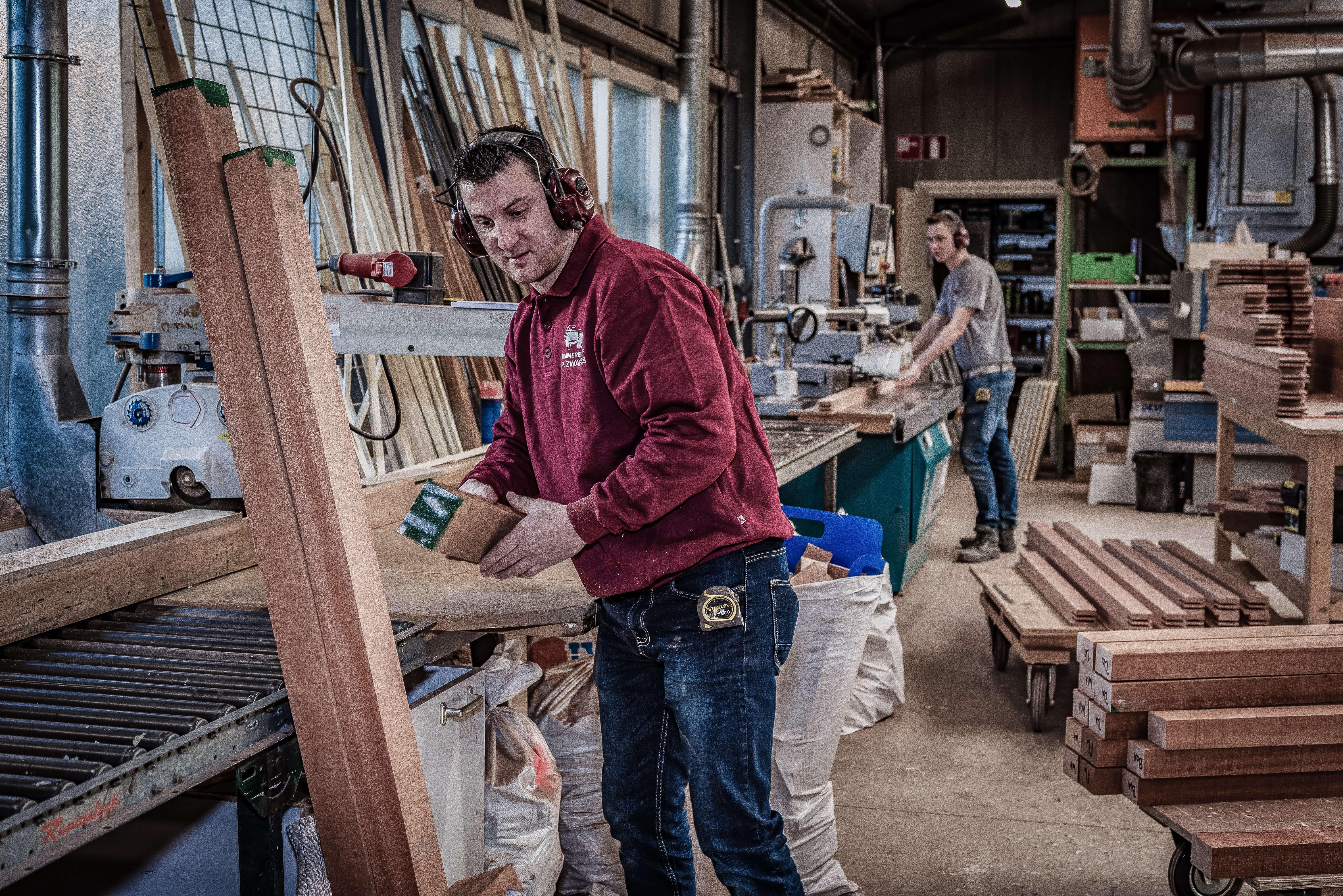 Timmerbedrijf Zeeland Timmerman